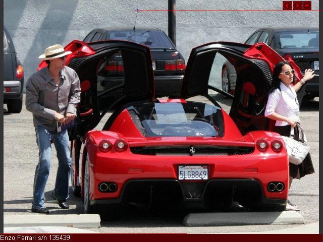 Ferrari Enzo Nicolas Cage