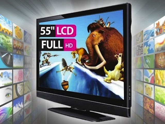 """Watch TV Like It's Your Job With The Telefunken 55"""" Full HD"""