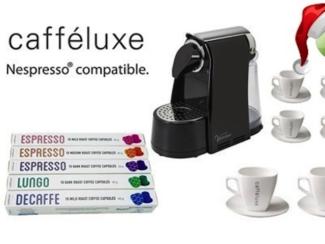 The Capsule Coffee Machine You Want + 500 Capsules For Only R1,799 ... bc5c7e005cc3