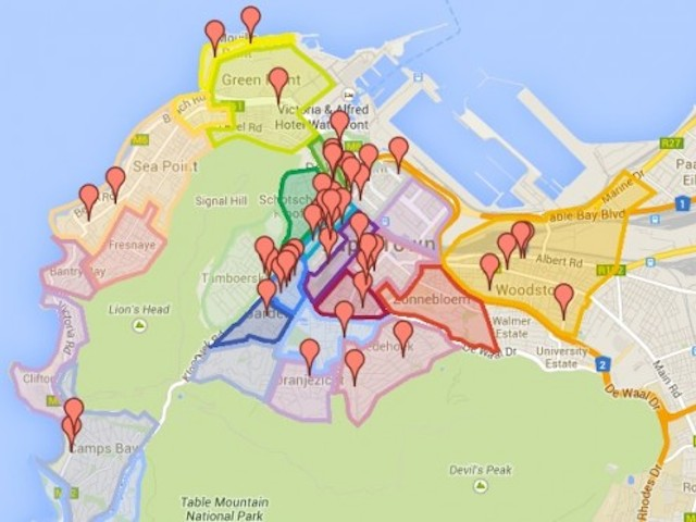 This Awesome Google Map Shows You The Best Free WiFi Hotspots In