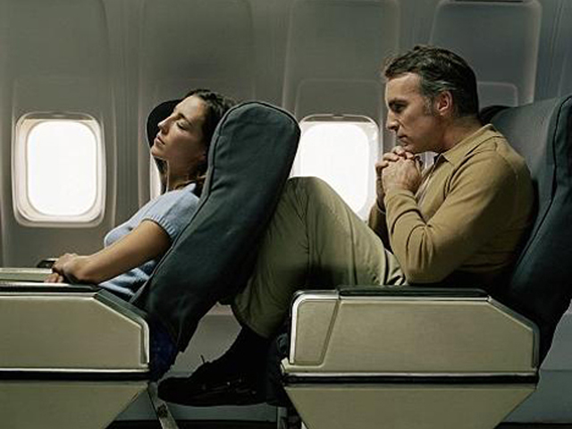 Airline legroom