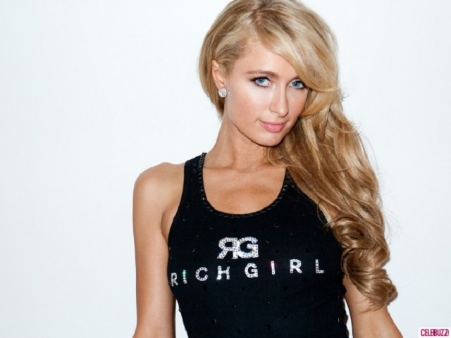paris hilton dressed up as a playboy bunny for halloween pics