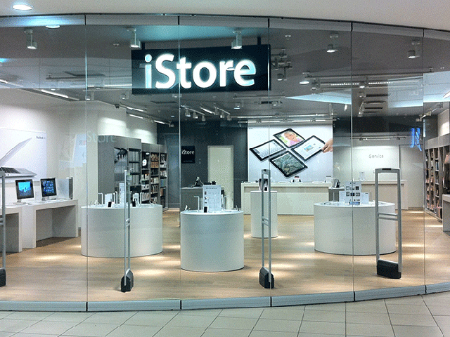 iStore - Apple Authorized Reseller & Service Provider.