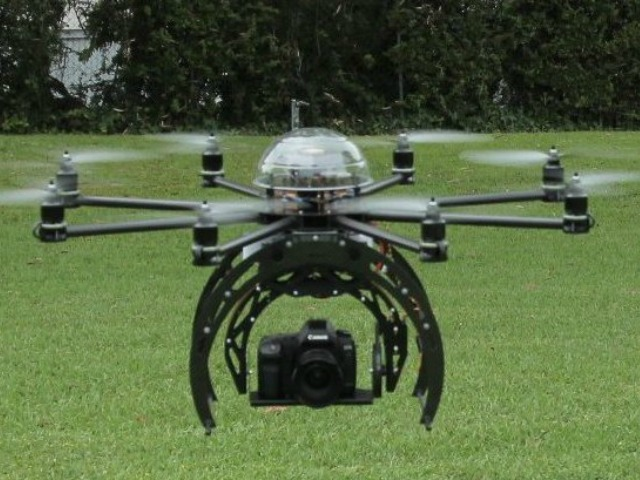 At Last: Drug Dealers Are Using Drones To Ferry Drugs (And Getting