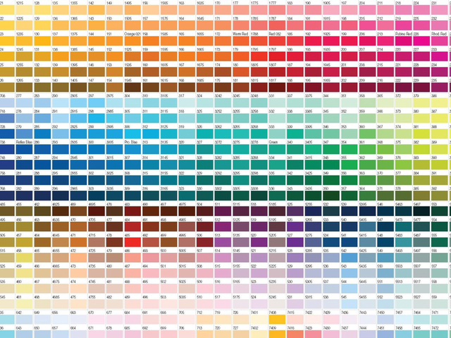 Finally, A Use For Paint Swatches [Images]