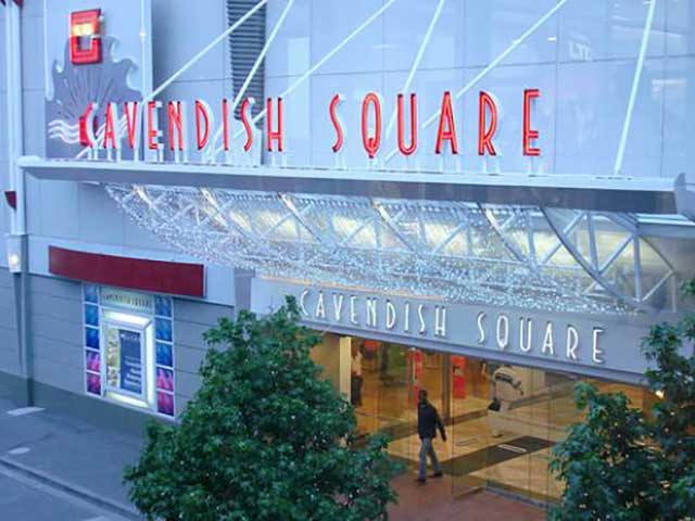 Cavendish Shopping Centre is an award-winning shopping mall and is the premier fashion destination in the Southern Suburbs. Encompassing more than two hundred and fifty of .