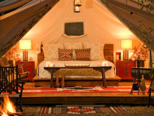 meilleur pas cher prix imbattable couleurs et frappant Glamping – Experience The Bush In Style Without Breaking The ...
