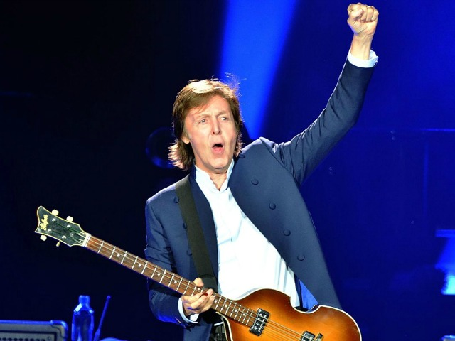 Stop It Paul McCartney Invites 10 Year Old Girl To Play Bass Live