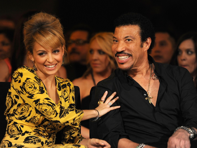 040312-celebs-out-nicole-and-lionel-richie
