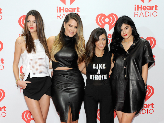 attends the iHeartRadio Music Festival at the MGM Grand Garden Arena on September 21, 2013 in Las Vegas, Nevada.