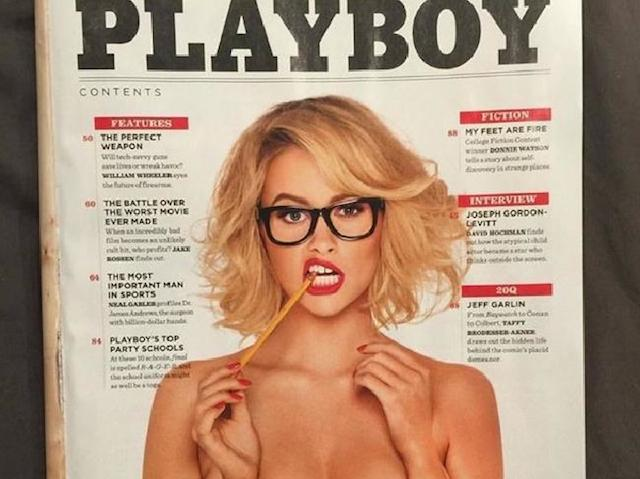 Knew play boy amateur pages Milovanovs
