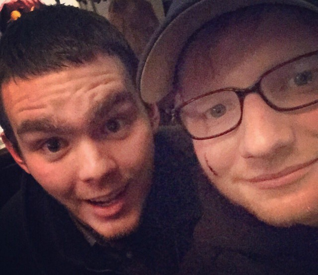 'Thinking Out Loud' Singer, Ed Sheeran Badly Hurt Because of Princess Beatrice