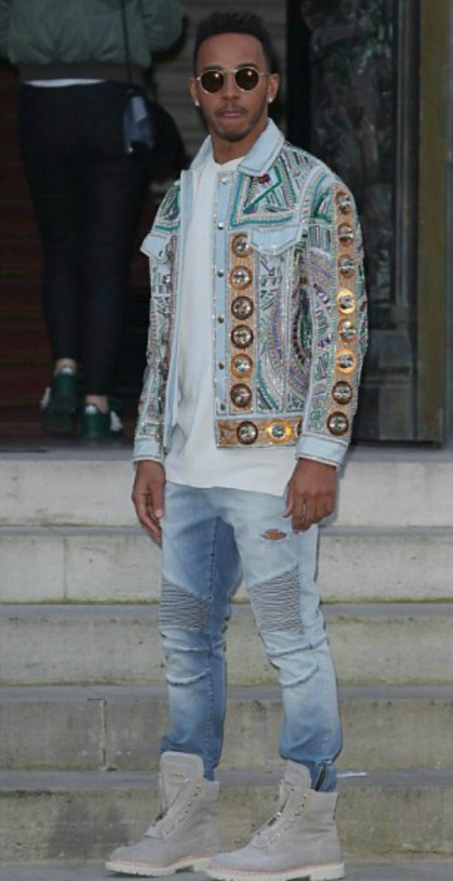 0f7be222 Some Of Lewis Hamilton's Recent Outfits Are Grabbing Headlines Around The  World – 2oceansvibe.com