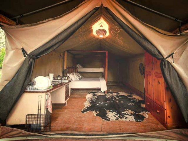 grande remise esthétique de luxe ramassé If Glamping Is Your Thing Then These Cape Campsites Are For ...