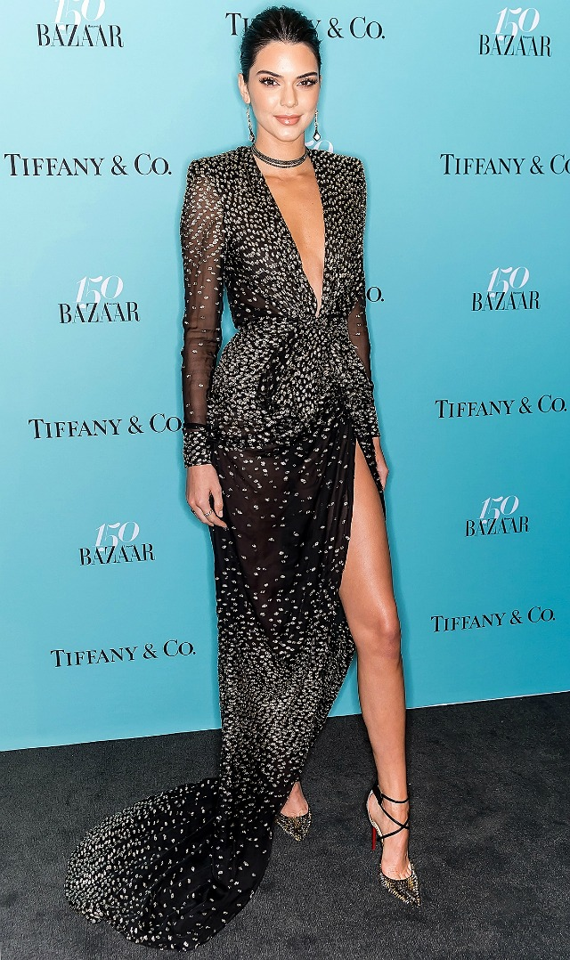 Kendall And Co Looked Stunning At Harper's Bazaar 150th Anniversary Party