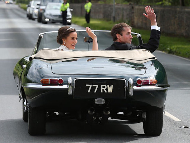 Pippa Middleton Wedding Photos Roger Federer And The Gang