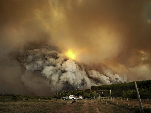 Knysna Fire Map.Harrowing Videos From Knysna Show Fire Madness As Defence Force