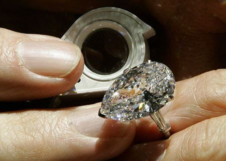 Five Of The Most Ridiculous Celebrity Engagement Rings Of All Time
