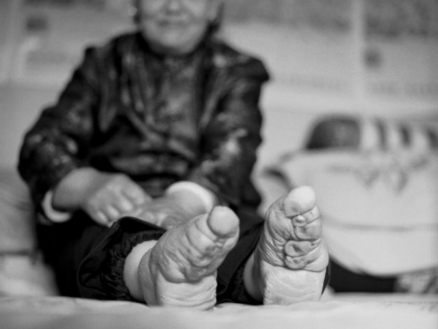 chinese foot binding and sex
