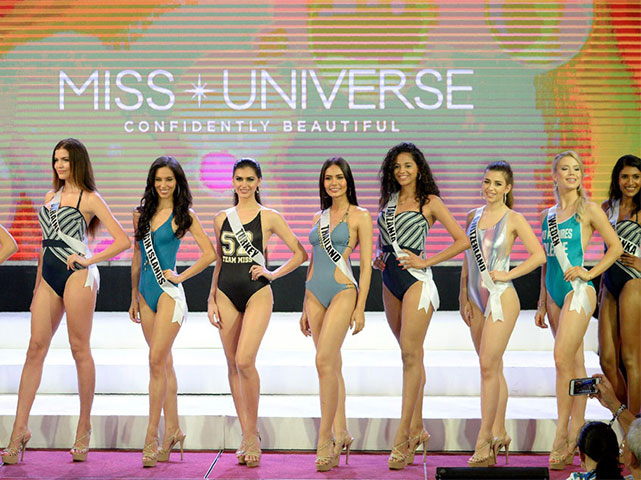 08595e76392 Muslim Woman Refuses To Wear A Bikini In Miss Universe Competition –  2oceansvibe.com
