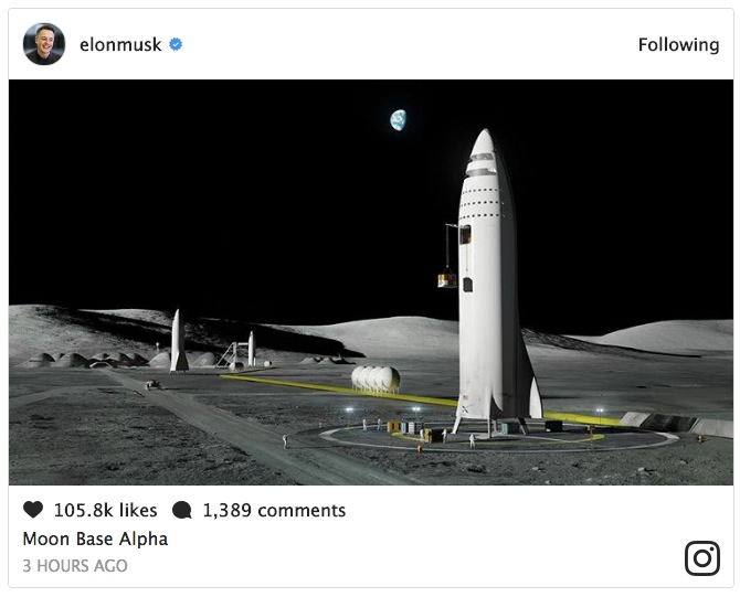 Elon Musk Unveils Plans to put Humans on Mars by 2024