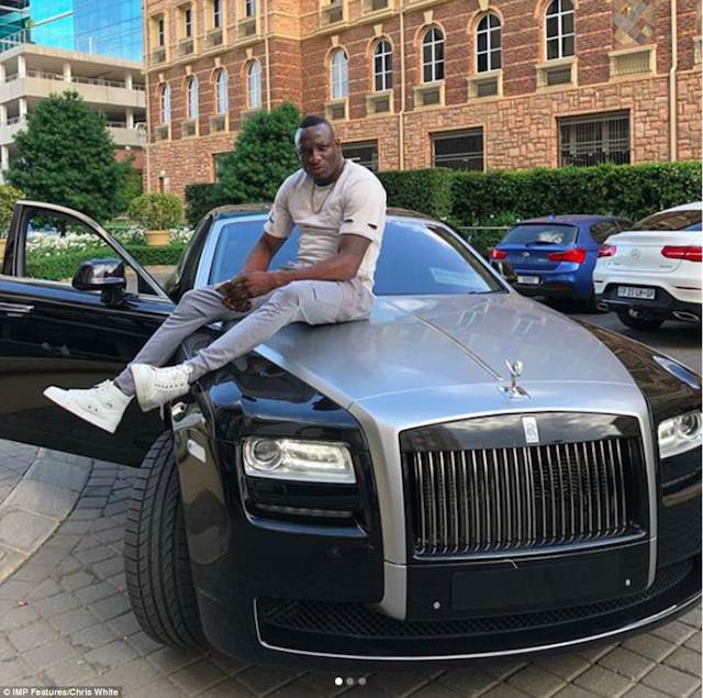 Let's Take A Quick Look At The Real Rich Kids Of Zimbabwe