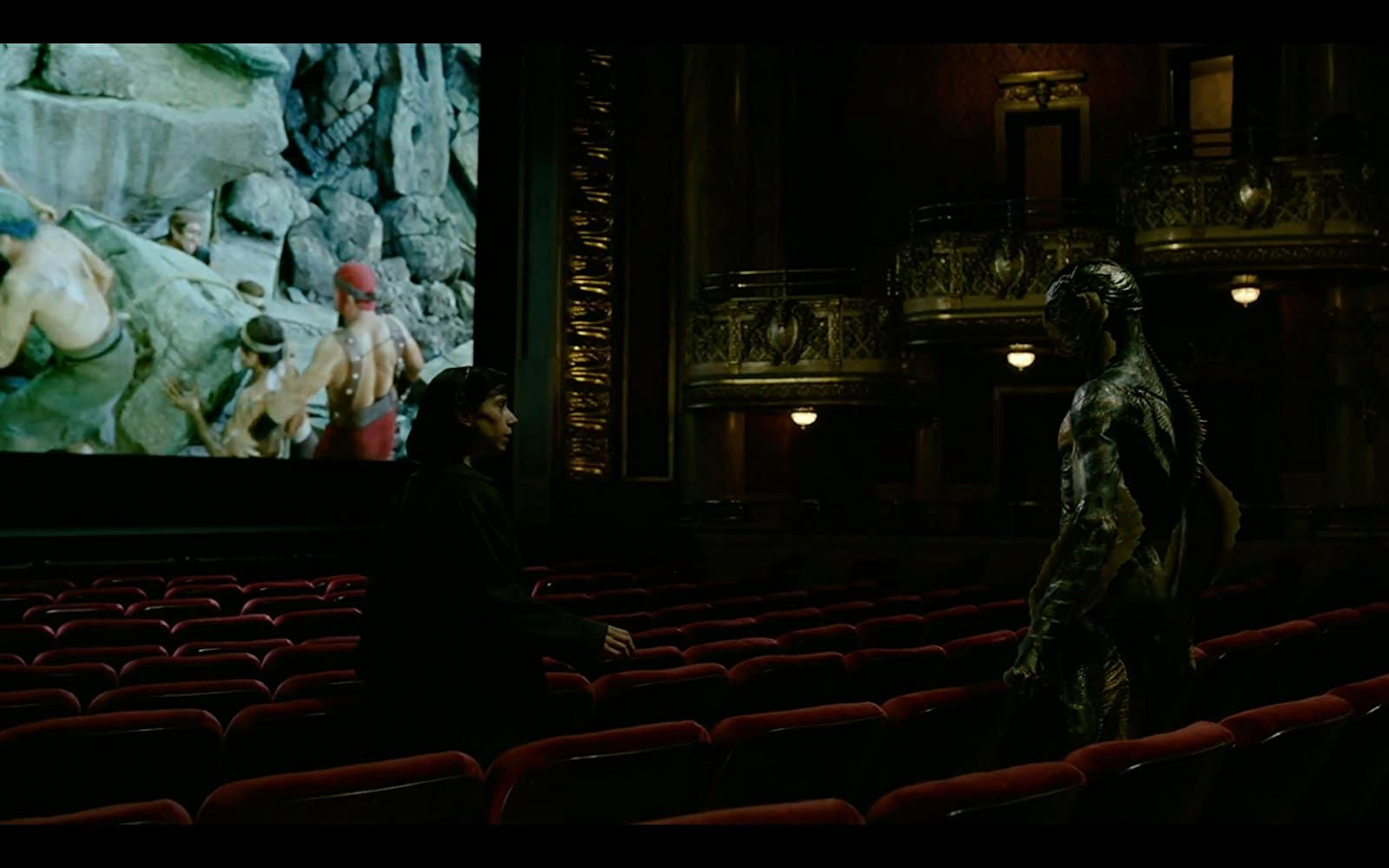 Spl Ng Movie Review The Shape Of Water 2oceansvibe Com