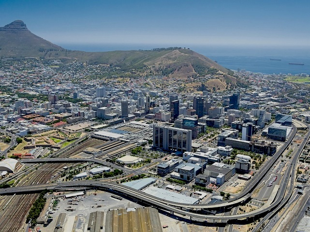 New Building Competing For Tallest In The Cape Town Cbd Will Cost