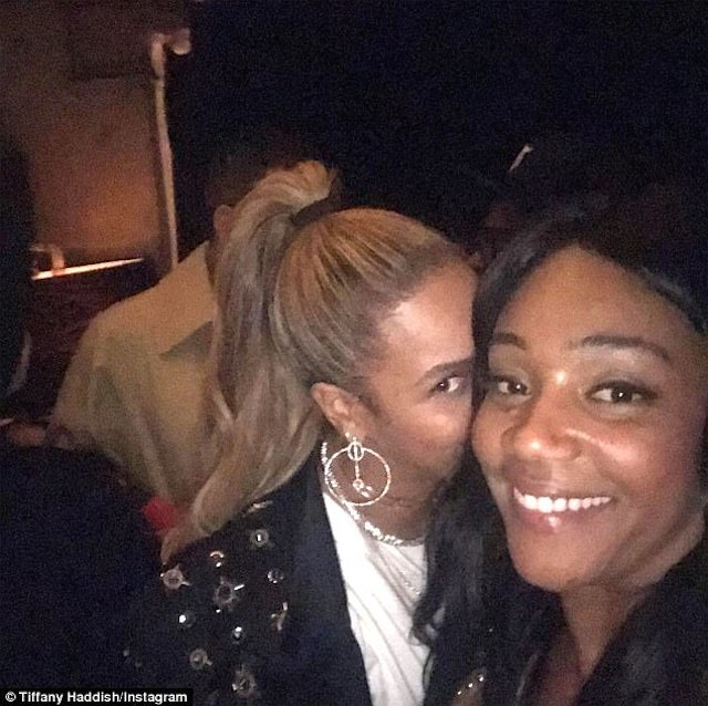 Mystery A-list actress accused of biting Beyoncé's FACE