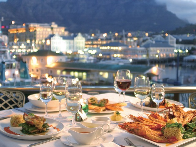Restaurant Guru Picks Top Three Seafood Spots In Cape Town S Cbd