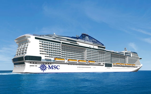 Ridiculous Stats On The Five Biggest Cruise Ships In The World