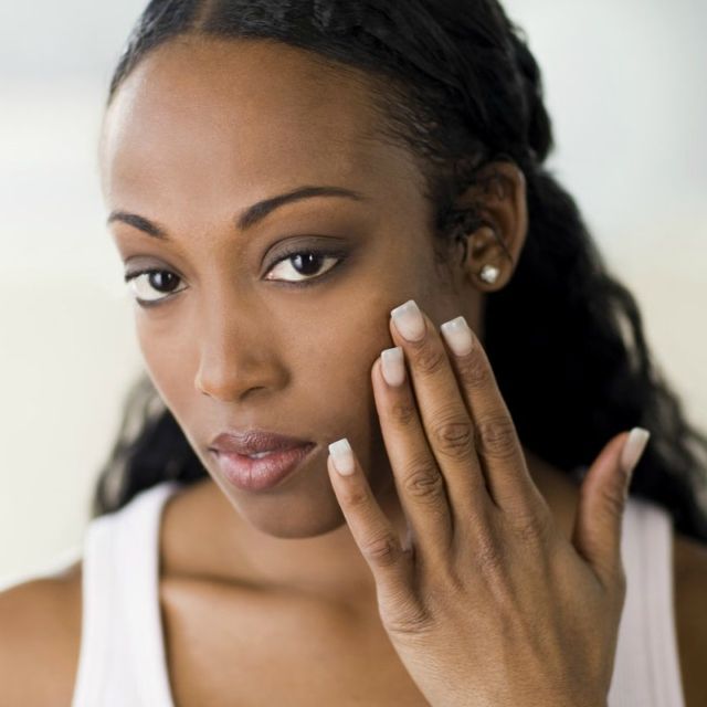 How To Stop Those Little Brown Patches On Your Face From
