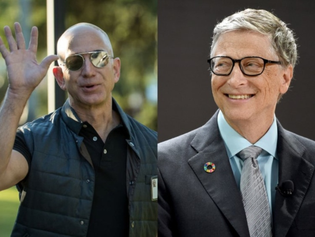 Interesting Insight Into What Jeff Bezos And Bill Gates Were Like As