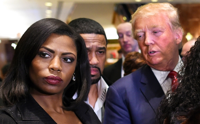 Trump brands ex-adviser Omarosa 'a dog'