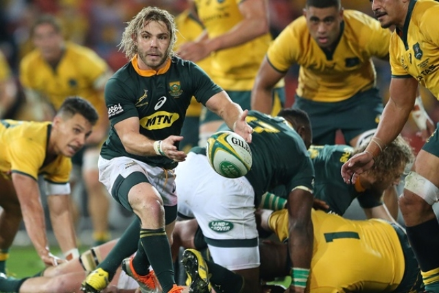 Boks back on track after New Zealand victory: Erasmus