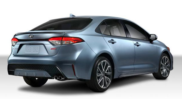 Toyota Corolla Is The Most Popular Car On Earth – Here's The 2020 Model