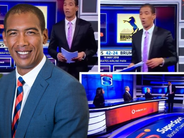 """I Reached A Breaking Point"" – Ashwin Willemse Opens Up About THAT Incident"
