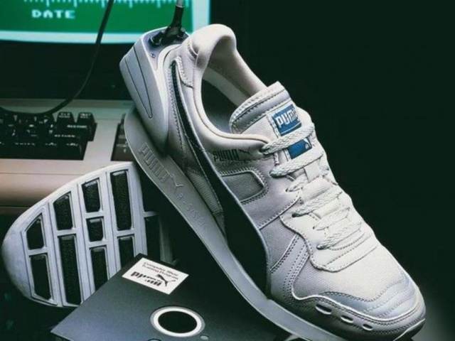 Everyone Forgot About This 'Smart Shoe' From 1986 – And It's Coming Back