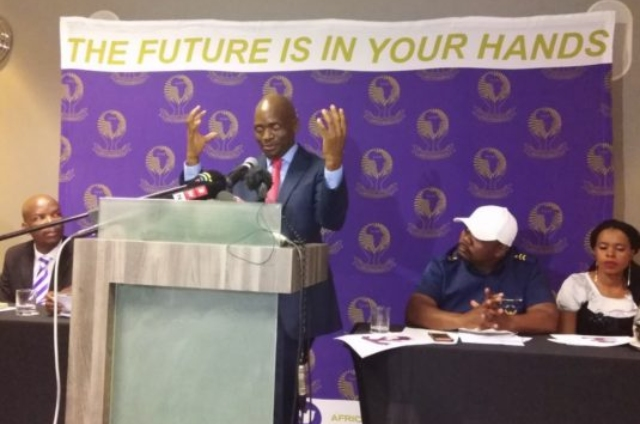 Some Mind-Blowing Quotes From Hlaudi Motsoeneng's Press Conference Yesterday