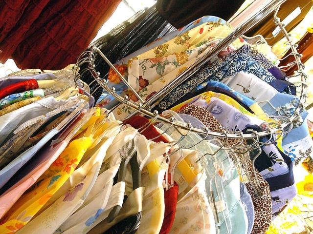 ce402794534f Those in the know (or those South Africans who lived on a tight budget in  London for years) will tell you that Oxfam's thrift stores are legendary,  ...