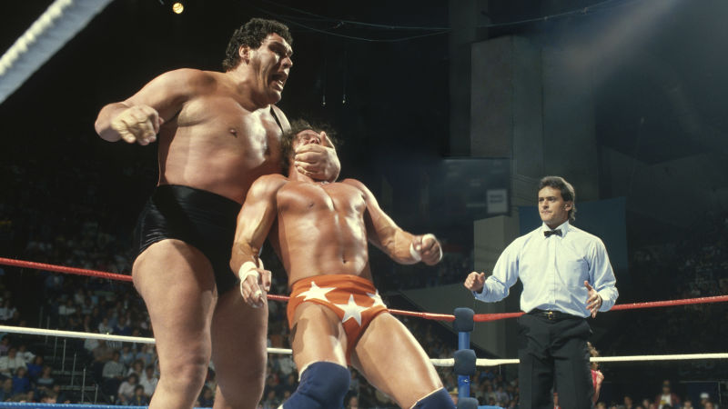 SPL!NG Movie Review: Andre The Giant