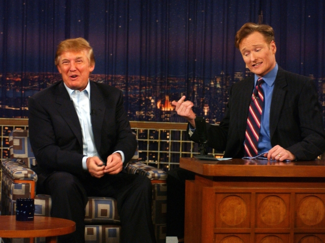 Very valuable piss conan show that can