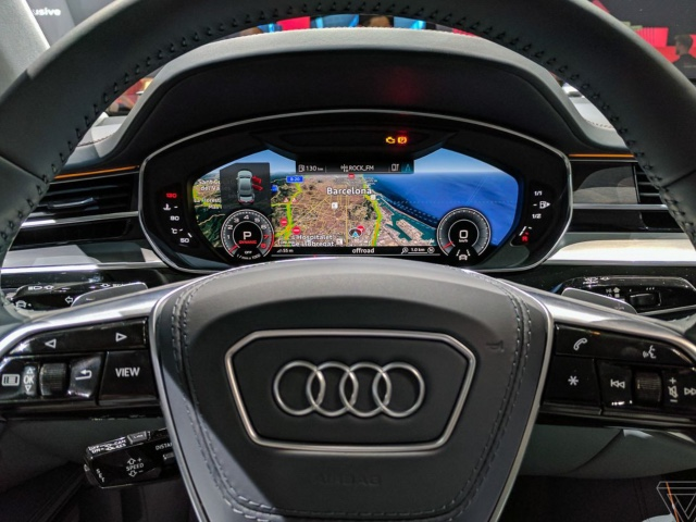 New Audi Tech Ensure You Don't Get Stuck At Red Lights