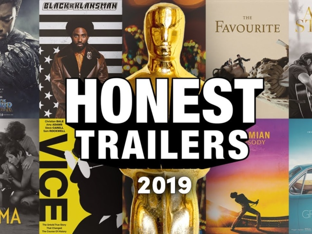 Honest Trailers' 'The Oscars' Edition Hits The Nail On The Head