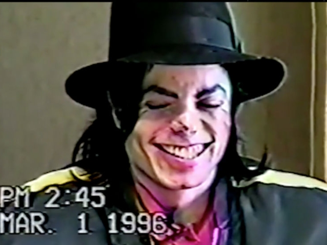 Disturbing Footage Emerges From Michael Jackson's 1996