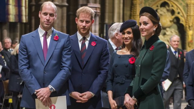 William and Harry 'due to split their household'