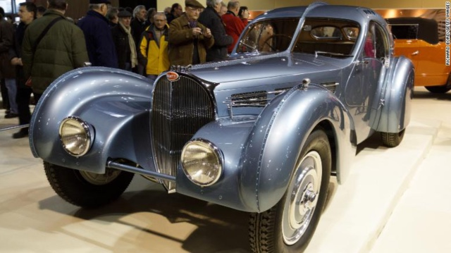 Bugatti just unveiled the most expensive vehicle of all time