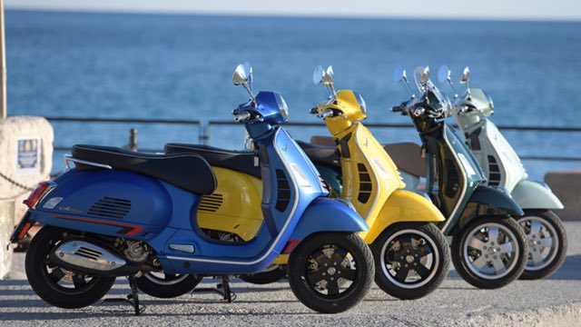 Feast Your Eyes On The Most Powerful Vespa Ever [Video