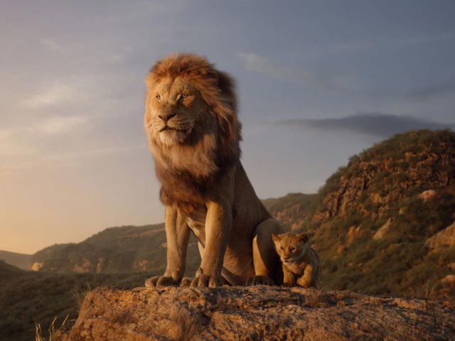 I Might Cry New Lion King Teaser Is Great And Features Pumbaa And