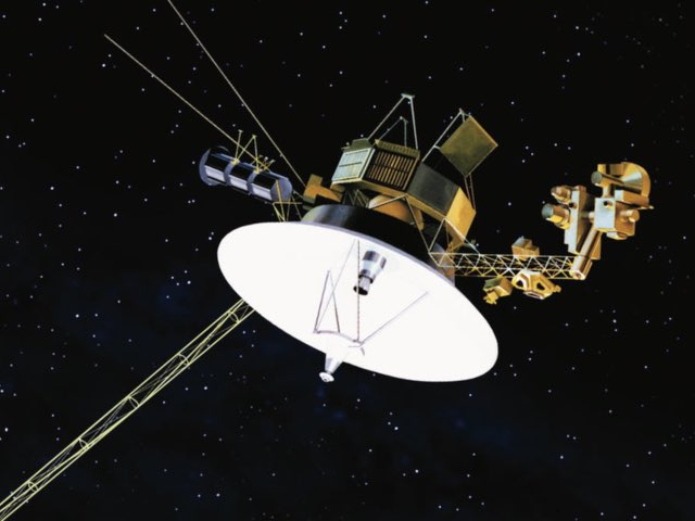 Voyager 1 Fires Up Its Thrusters After 37 Years Dormant In Interstellar Space
